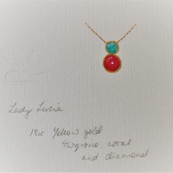 lady lucia design