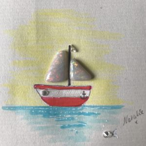 opal boat