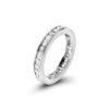 Channel-set Diamond Eternity Ring