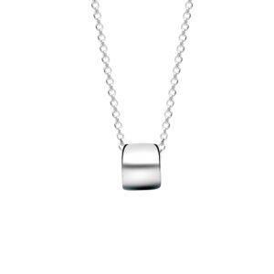 Silver Slider Pendant